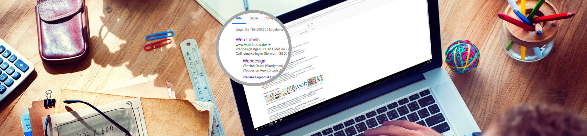 Web Labels - Deine Agentur im Norden