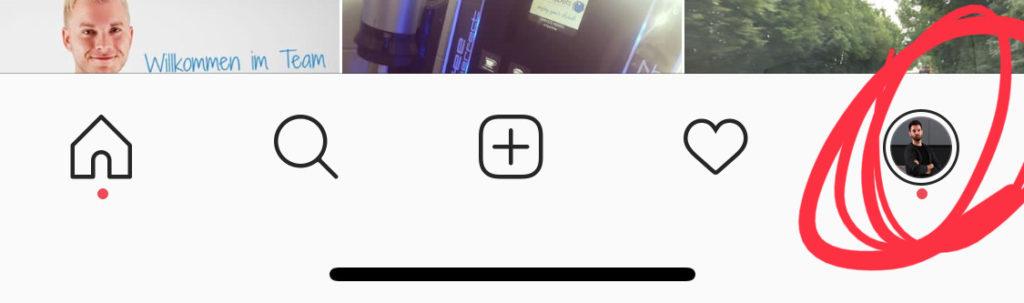 Instagram mit Facebook-Fanpage verknüpfen