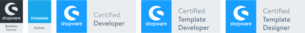 Shopware mit Web Labels