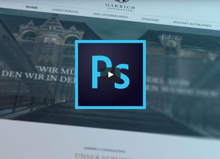 Von der Idee zum fertigen Webdesign [Video]