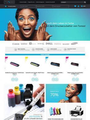 Onlineshop für Druckerpatronen