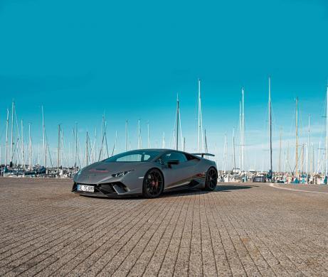 Produktvideo / Carporn für den Huracan Performante im Auftrag von KW Automotive GmbH & Tuning Concepts