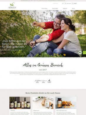 Leobellvis - Shopware 6 Onlineshop
