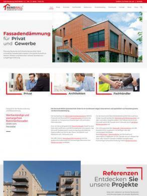 Renowall - Fassadendämmungen