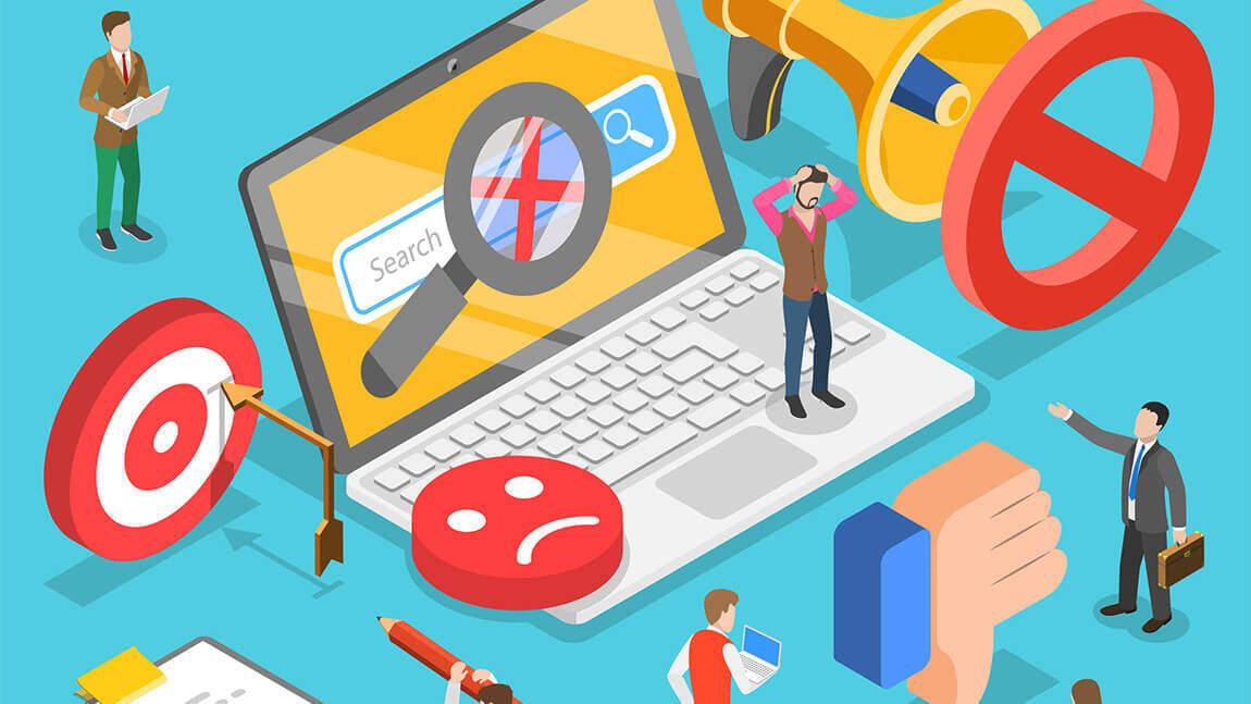 Was tun, wenn das Google Merchant Center Konto nicht für erweiterte kostenlose Einträge infrage kommt?
