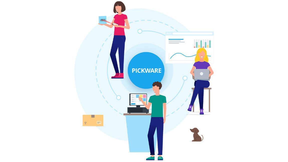 Pickware als leistungsfähiger Partner für die Shopware Warenwirtschaft