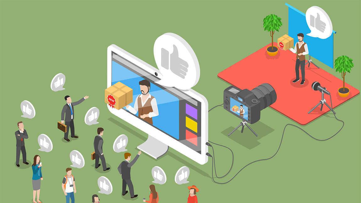 Dein Unternehmen ist filmreif – mit Video-Marketing von Web Labels