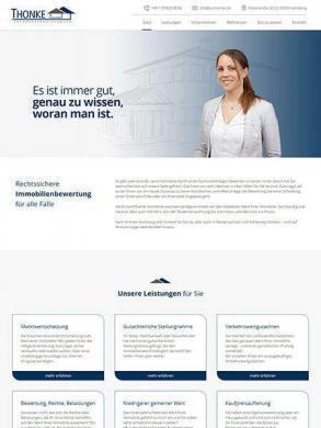 Sachverständigenbüro Thonke - Immobilienbewertung Hamburg